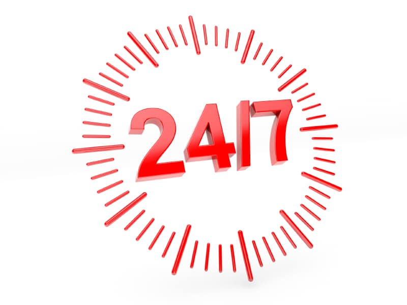 Telnetworks 24/7 business IT Support and network techs