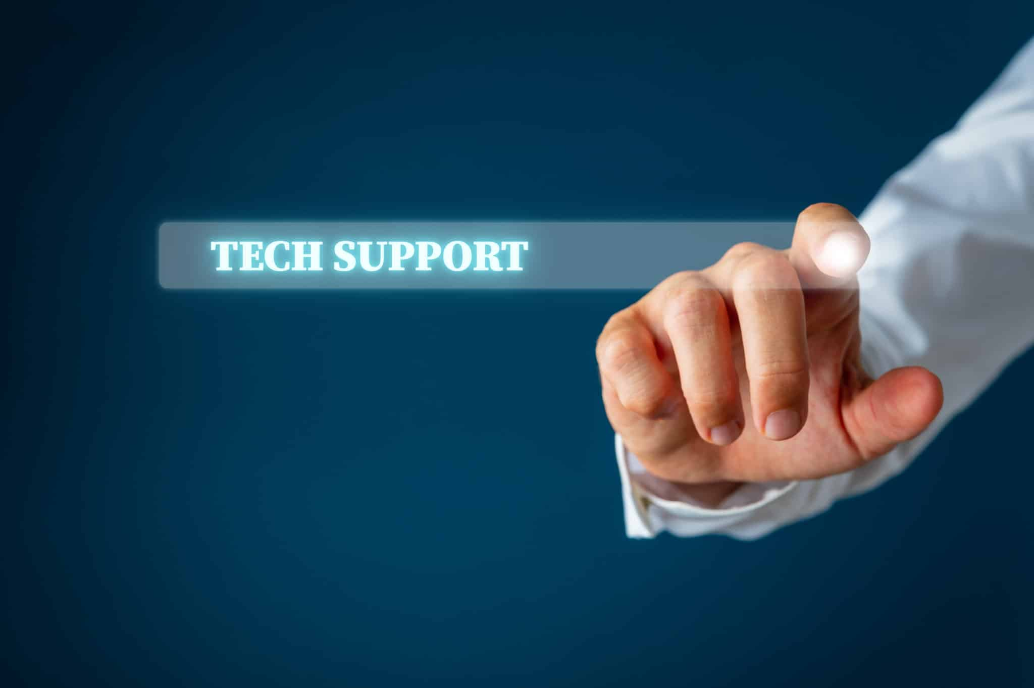 IT Support Business